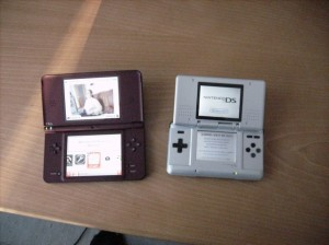 DS XL vs. DS Phat